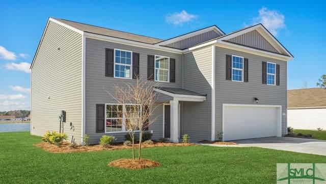 18 Daffodil Drive, Savannah, GA 31302 (MLS #257492) :: Keller Williams Coastal Area Partners