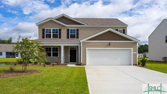 14 Daffodil Drive, Savannah, GA 31302 (MLS #257494) :: Keller Williams Coastal Area Partners