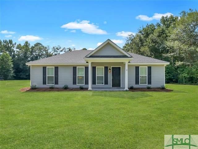 102 Pine Needly Drive, Richmond Hill, GA 31324 (MLS #257500) :: Coastal Savannah Homes