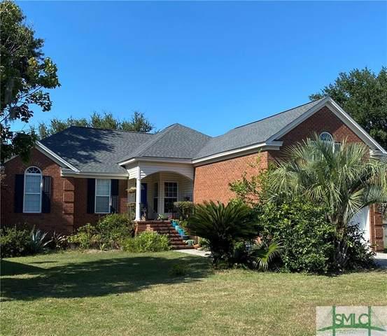 120 Runner Road, Savannah, GA 31410 (MLS #257504) :: Heather Murphy Real Estate Group