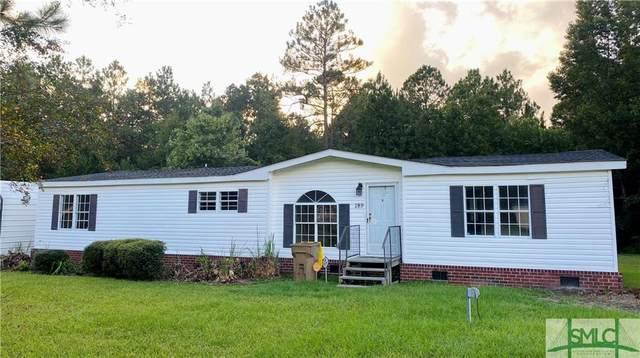 189 Midland Drive, Guyton, GA 31312 (MLS #257511) :: The Arlow Real Estate Group