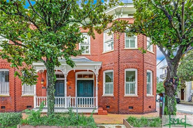 337 Tattnall Street, Savannah, GA 31401 (MLS #257515) :: Coldwell Banker Access Realty
