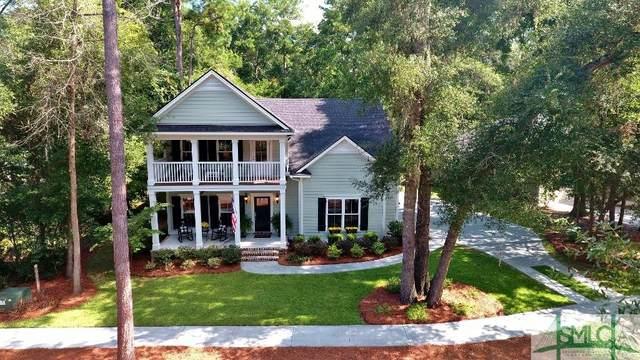 330 Ridgewood Park Drive N, Richmond Hill, GA 31324 (MLS #257517) :: Coastal Savannah Homes