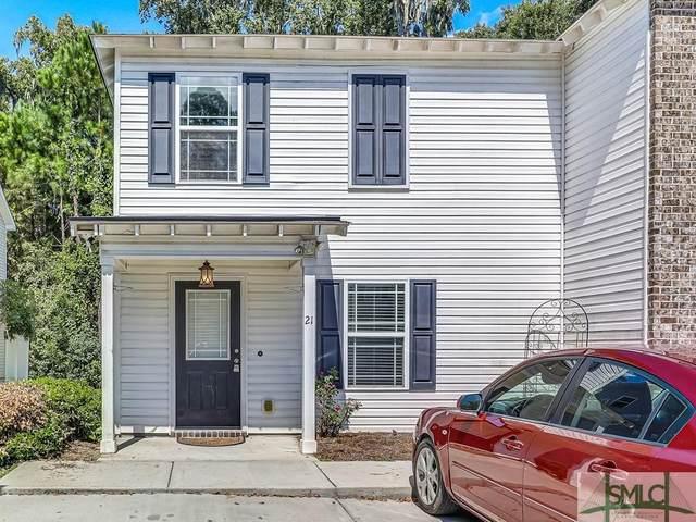 11330 White Bluff Road #21, Savannah, GA 31419 (MLS #257522) :: The Arlow Real Estate Group