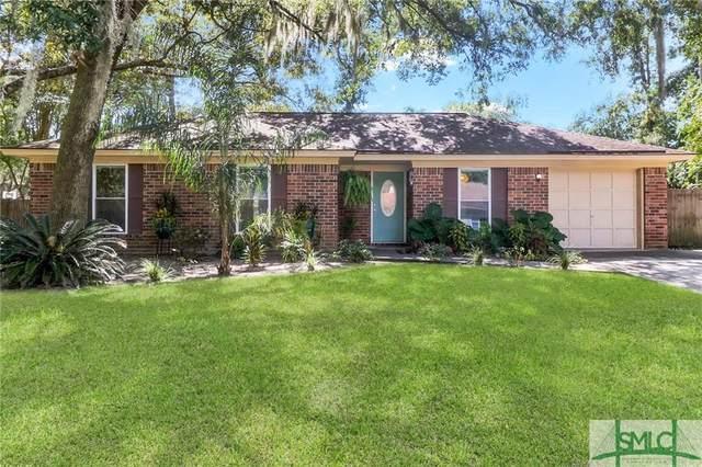 47 Beaver Run Drive, Savannah, GA 31419 (MLS #257523) :: Keller Williams Coastal Area Partners