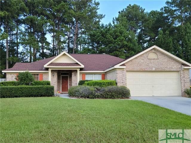 147 Village Lake Drive, Pooler, GA 31322 (MLS #257529) :: Heather Murphy Real Estate Group