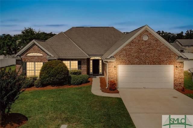 705 English Oak Drive, Hinesville, GA 31313 (MLS #257530) :: Keller Williams Realty Coastal Area Partners