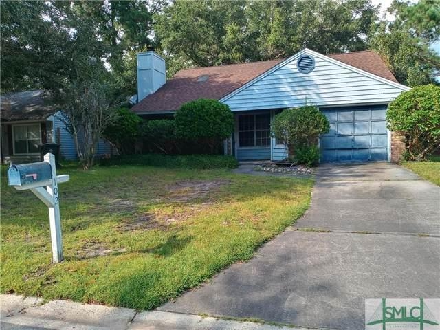 102 Morekis Drive, Savannah, GA 31406 (MLS #257534) :: The Arlow Real Estate Group