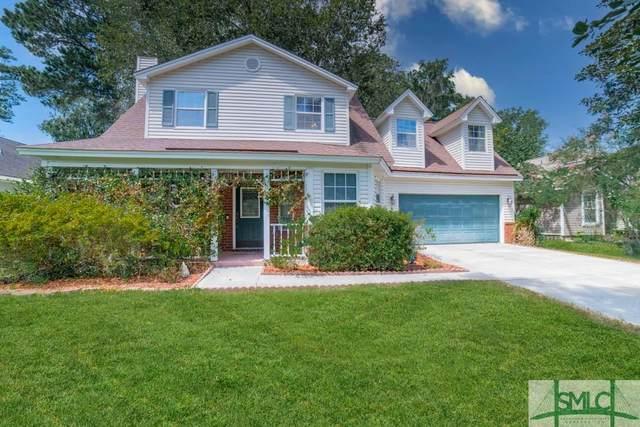 109 St Ives Drive, Savannah, GA 31419 (MLS #257540) :: Teresa Cowart Team