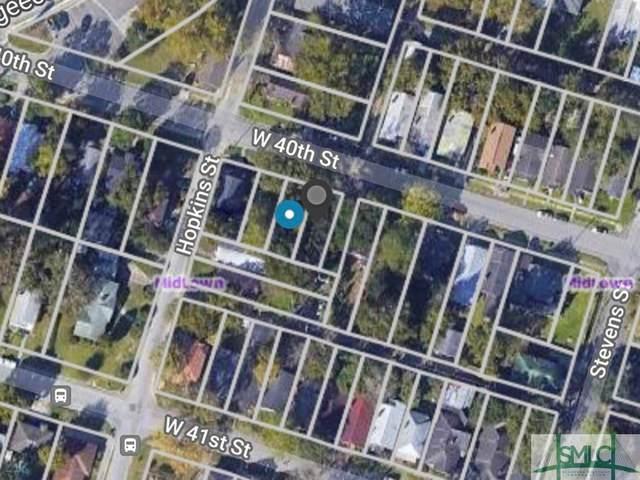 1021 W 40th Street D, Savannah, GA 31415 (MLS #257541) :: Keller Williams Coastal Area Partners