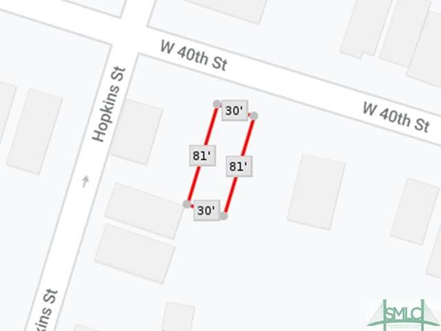 1021 W 40th Street C, Savannah, GA 31415 (MLS #257542) :: Keller Williams Realty Coastal Area Partners
