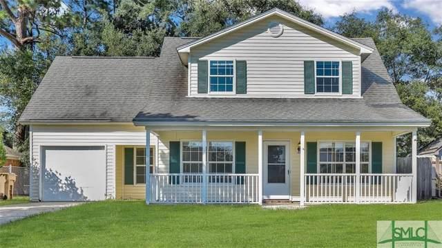 441 Falcon Drive, Richmond Hill, GA 31324 (MLS #257547) :: Coastal Savannah Homes