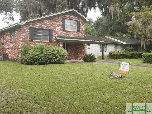 2143 E 62nd Street, Savannah, GA 31404 (MLS #257555) :: Keller Williams Coastal Area Partners