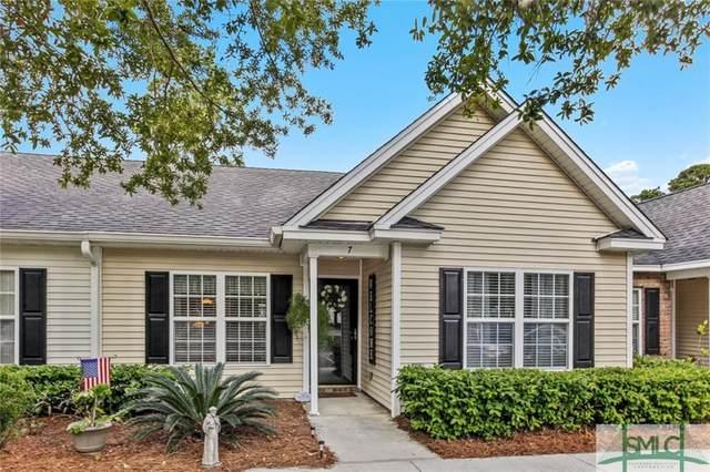 7 River Pointe Court, Savannah, GA 31410 (MLS #257557) :: Teresa Cowart Team