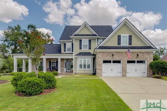 9 Crestwood Drive, Savannah, GA 31405 (MLS #257558) :: Coastal Savannah Homes