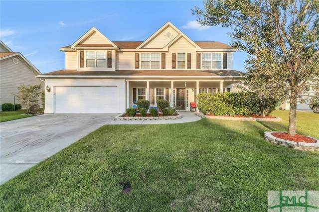 8 Olde Gate Court, Pooler, GA 31322 (MLS #257561) :: Coldwell Banker Access Realty