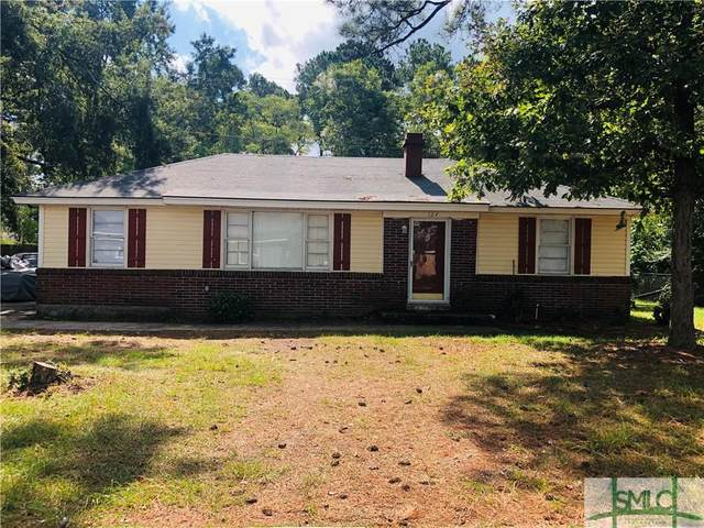 124 Chatham Villa Drive, Garden City, GA 31408 (MLS #257564) :: Keller Williams Coastal Area Partners