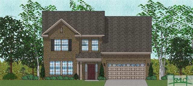 4739 Castleoak Drive, Richmond Hill, GA 31324 (MLS #257572) :: Coastal Savannah Homes