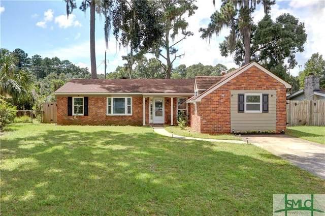 621 Valleybrook Road, Savannah, GA 31419 (MLS #257574) :: The Arlow Real Estate Group