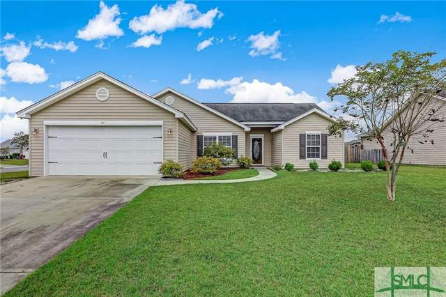 211 Willow Point Lane, Savannah, GA 31407 (MLS #257582) :: Coldwell Banker Access Realty