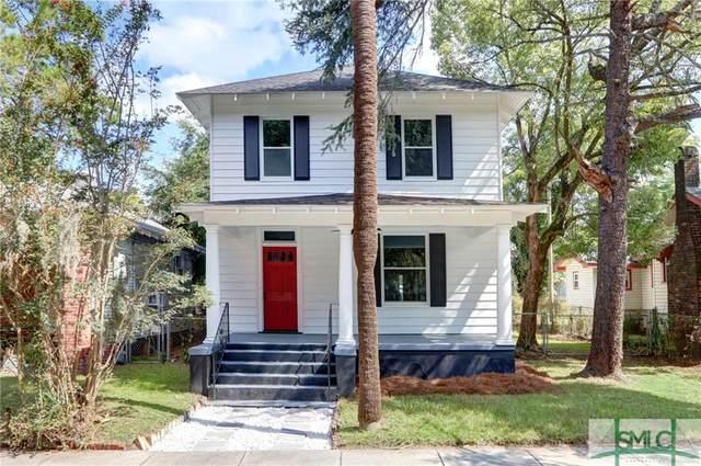 620 W Victory Drive, Savannah, GA 31405 (MLS #257585) :: Savannah Real Estate Experts