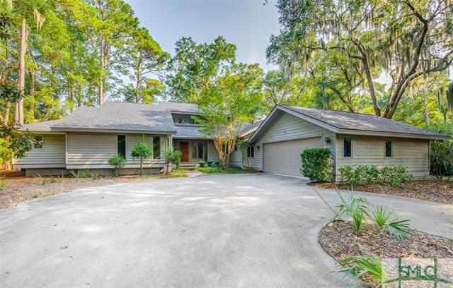224 Yam Gandy Road, Savannah, GA 31411 (MLS #257596) :: Keller Williams Coastal Area Partners