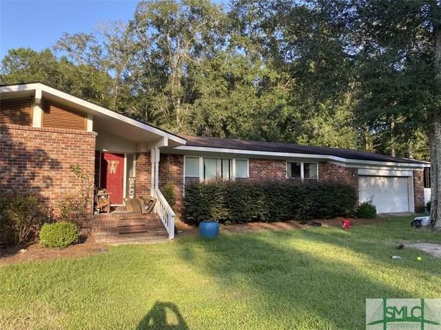 189 Magnolia Extension, Guyton, GA 31312 (MLS #257597) :: Keller Williams Coastal Area Partners