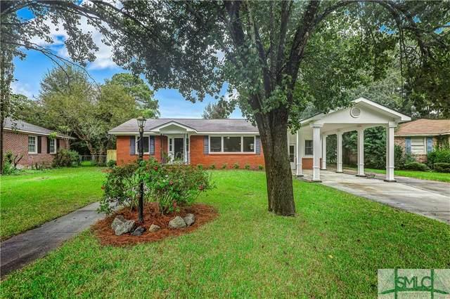 136 Andover Drive, Savannah, GA 31405 (MLS #257606) :: Liza DiMarco