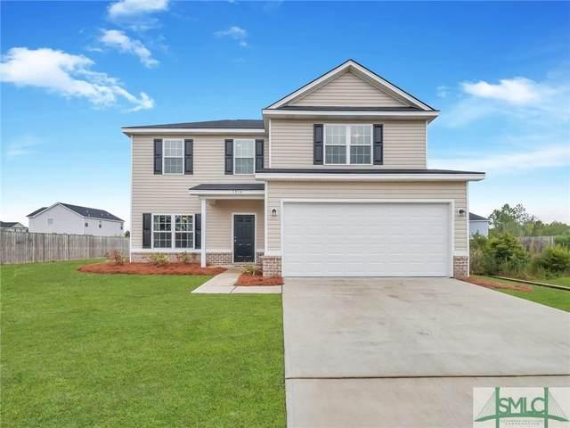 1314 Windrow Drive, Hinesville, GA 31313 (MLS #257610) :: Keller Williams Realty Coastal Area Partners