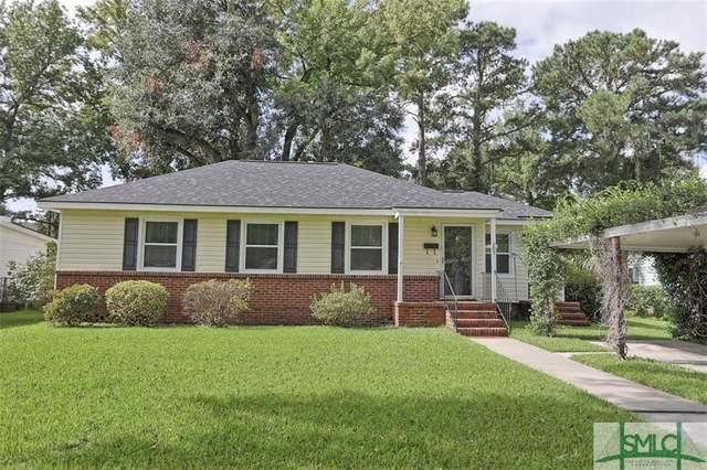 303 Brandywine Road, Savannah, GA 31405 (MLS #257615) :: Keller Williams Coastal Area Partners