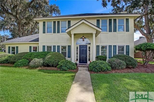 111 Druid Circle, Savannah, GA 31410 (MLS #257616) :: Keller Williams Coastal Area Partners