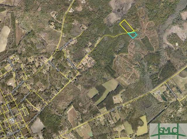 0 Fourth Extension, Guyton, GA 31312 (MLS #257621) :: The Arlow Real Estate Group