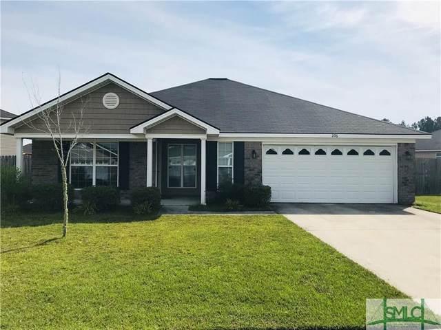 206 Nobel Crest Street, Hinesville, GA 31313 (MLS #257624) :: Coastal Savannah Homes