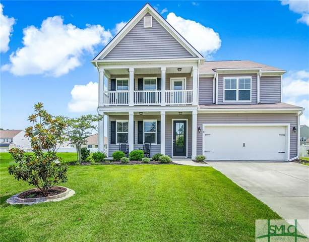 8 Saddle Street N, Savannah, GA 31407 (MLS #257627) :: Keller Williams Realty Coastal Area Partners