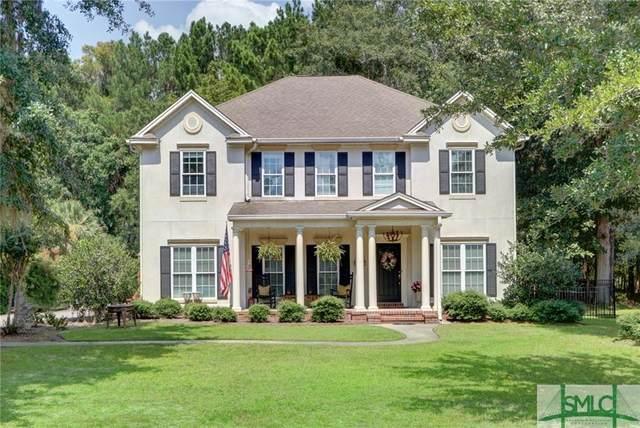 704 Southbridge Boulevard, Savannah, GA 31405 (MLS #257628) :: The Arlow Real Estate Group