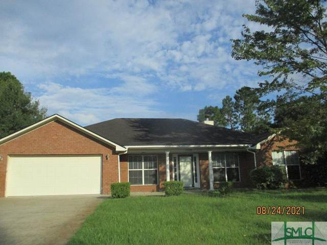 1934 Heathrow Drive, Hinesville, GA 31313 (MLS #257635) :: Coastal Savannah Homes