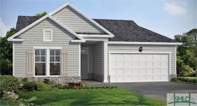 111 Brookline Drive, Savannah, GA 31407 (MLS #257637) :: The Arlow Real Estate Group