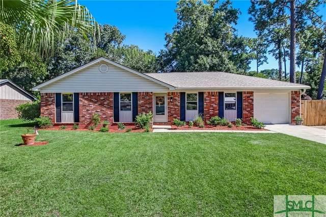 7213 Tropical Way, Savannah, GA 31410 (MLS #257638) :: The Arlow Real Estate Group