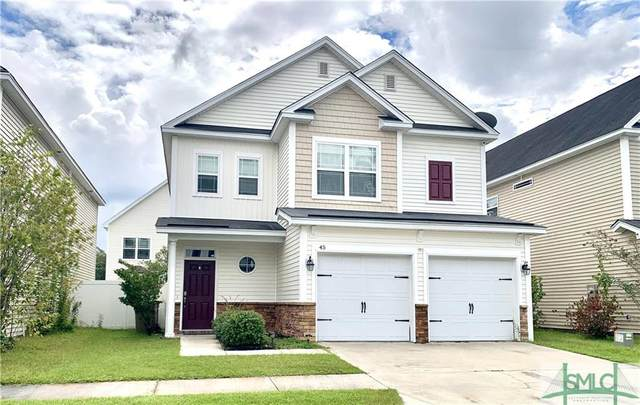 45 Summer Hill Court, Richmond Hill, GA 31324 (MLS #257639) :: Coldwell Banker Access Realty