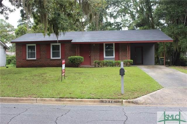 2216 Jordan Drive, Savannah, GA 31404 (MLS #257647) :: Keller Williams Coastal Area Partners