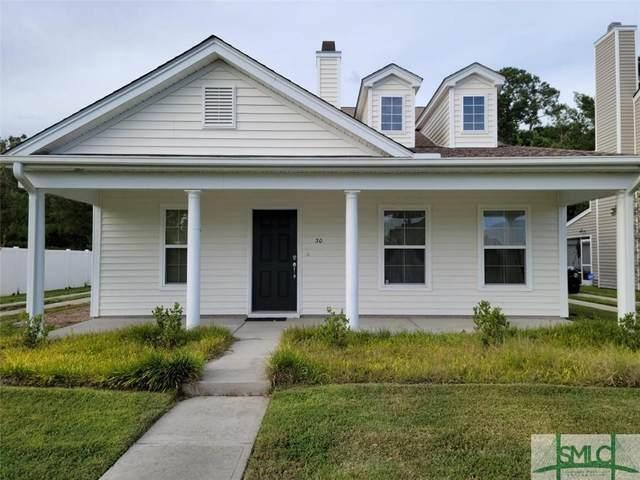 30 Westbourne Way, Savannah, GA 31407 (MLS #257651) :: Coldwell Banker Access Realty