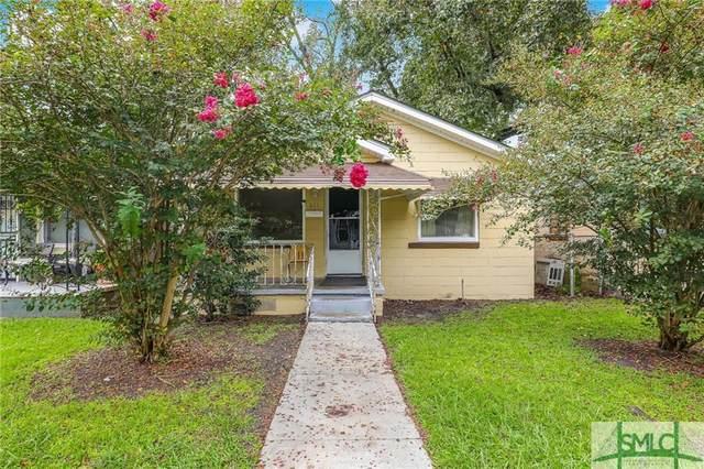 811 W 51 Street, Savannah, GA 31405 (MLS #257652) :: Keller Williams Realty Coastal Area Partners