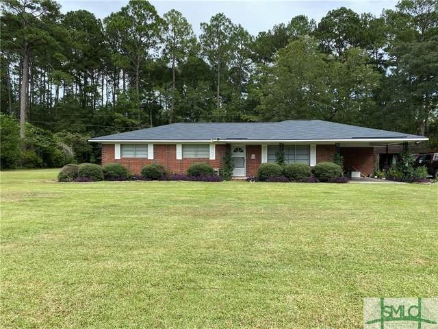 264 George Road, Bloomingdale, GA 31302 (MLS #257654) :: Teresa Cowart Team