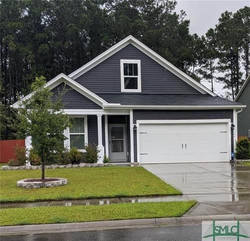104 Savanna Drive, Pooler, GA 31322 (MLS #257656) :: Coldwell Banker Access Realty