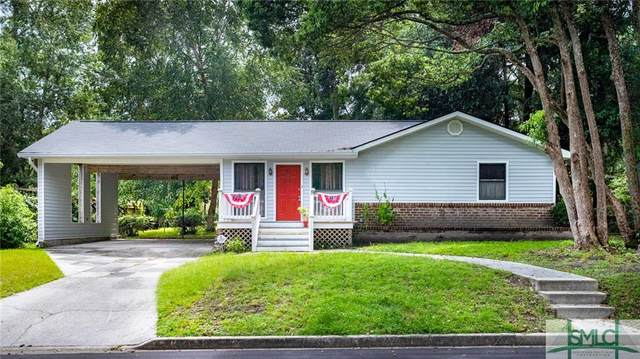 613 Wheeler Street, Savannah, GA 31405 (MLS #257662) :: Heather Murphy Real Estate Group