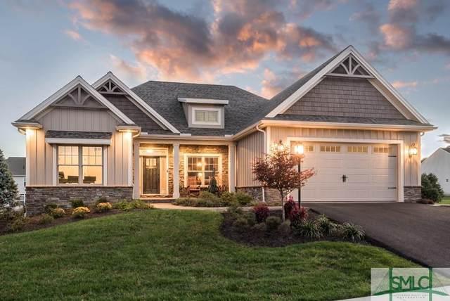 109 S Effingham Plan Drive, Guyton, GA 31312 (MLS #257663) :: The Arlow Real Estate Group