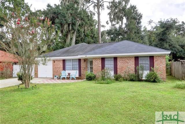 35 E Welwood Drive, Savannah, GA 31419 (MLS #257665) :: Keller Williams Realty Coastal Area Partners