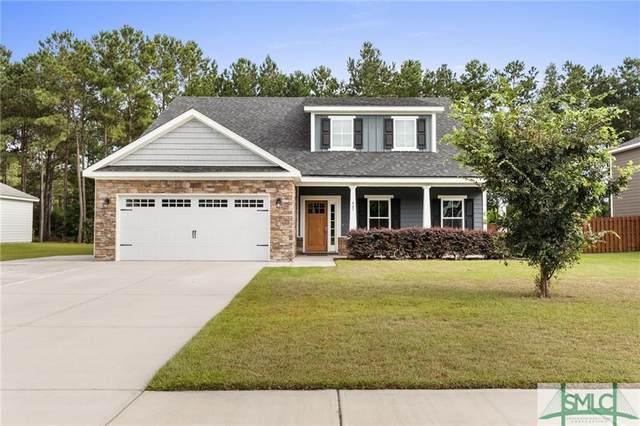 405 Wicklow Drive, Richmond Hill, GA 31324 (MLS #257667) :: Keller Williams Realty Coastal Area Partners