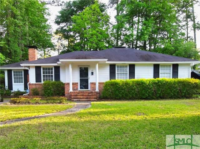 45 E 66th Street, Savannah, GA 31405 (MLS #257669) :: Teresa Cowart Team