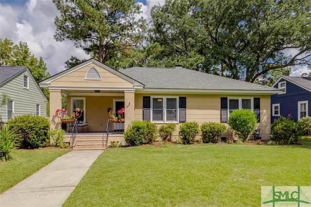 304 Columbus Drive, Savannah, GA 31405 (MLS #257674) :: Keller Williams Realty Coastal Area Partners
